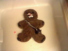 Wookiee Cookie by KayJay777
