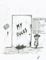 My Rules by theforgottenliar