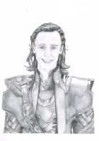 Loki by Francislois