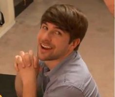 Ian Hecox *Smosh* Happy by SmoshyArt