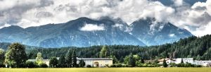 Mysterious Mountains - HDR by vlr