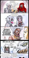 Skyrim Coolest Characters part 1 by Mailus