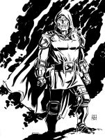Doctor Doom by deankotz