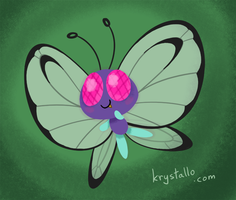 Butterfree by nef