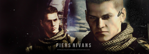 Piers Nivans by JillValentinexBSAA