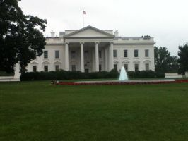 The White House by Wolfgal10