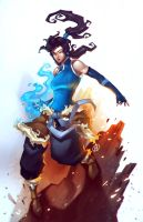 KORRA VER 2.0 by TheAngryMammoth