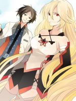 Tales of Xillia 2 by Jeneko