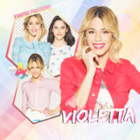 Violetta Png Pack 2 (19) by ForeverDemiLovato