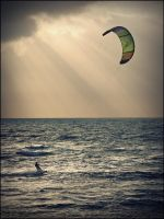 Windy afternoon by agolam