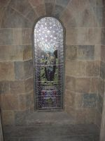 Stained Glass Window 1- Stock by TheCopperDragon2004