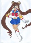 Ethnic Sailor Moon: Hispanic/Latina by animequeen20012003