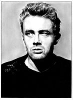 JAMES DEAN by tomjogi