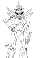 Stream - Arcee'ed June Darby by SeanRM