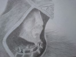 Ezio Auditore by EroSeninn