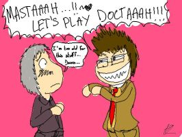 LETS PLAY DOCTAAAH by Lilium32