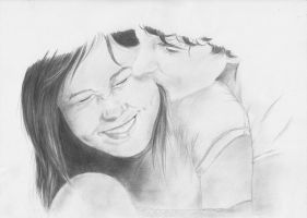 Young love.. by Jaromire-Sally