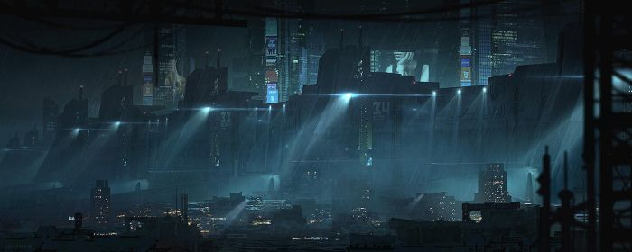 SECTOR F-1 by artofjokinen