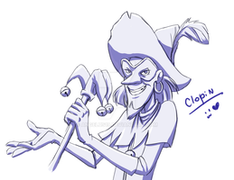 Clopin by Angelus19