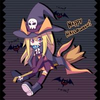 -+ Happy Halloween 2008 +- by Kaizeru