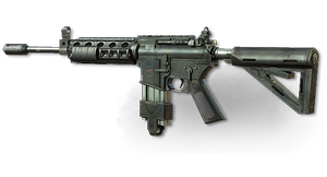 MW3: M4A1 by FPSRussia123
