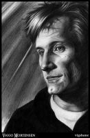 Still Viggo Mortensen by Norloth