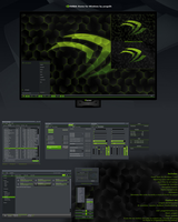 nVidia Desktop - Final preview by yorgash