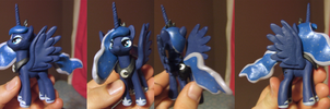 Princess Luna- molded hair + accessories by Zaphy1415926