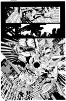 Savage Hawkman Issue 9 Page 11 by aethibert