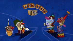 Circus Midgets by Makinita