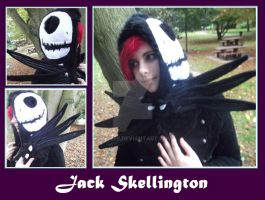Jack Skellington Hood by Tealeii