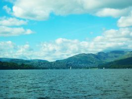 Lake District Boating Lake by seanie1422