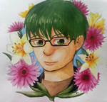 Tamao Portrait by Lizz-Beth