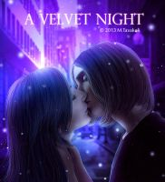 A Velvet Night by DigitalDreams-Art