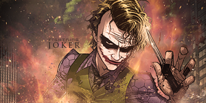 Joker by coLdSF