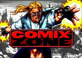 Comix Zone by Sketch-Turner