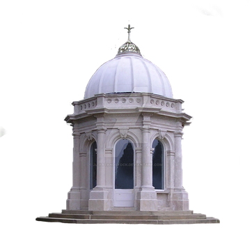 Premade cutout -- temple by JL-ArtandStock