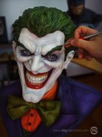 Joker life size by ddgcom