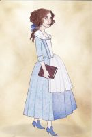 18th Century Disney - Belle by Rachyf1