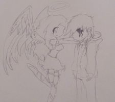 Stella is EJ's Guardian Angel by rachie-may845
