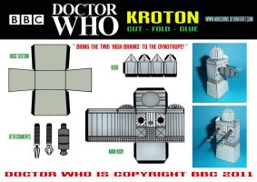 Doctor Who - Kroton by mikedaws