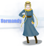 Request: Normandy by Jaskierka