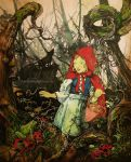 Little Red Riding Hood by tong66