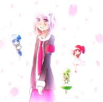 Shugo Chara! by x-Faith