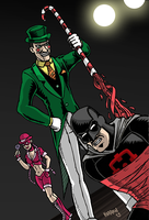 Mr. Zero - The Candy Man Cometh! by herrenmedia