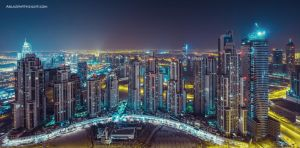 Executive Aerial by VerticalDubai