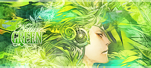 Nature Green by Jeanne26
