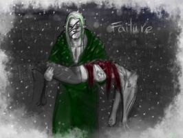 Death of a Failure. by im-Rem