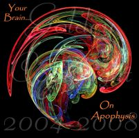 Your Brain...  On Apophysis by Goldey--Too