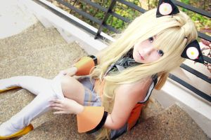 Vocaloid - SeeU by Xeno-Photography
